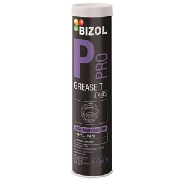 Спеціальне мастило - BIZOL Pro Grease LT LX 03 Long Term 400 мл (B32200) 1