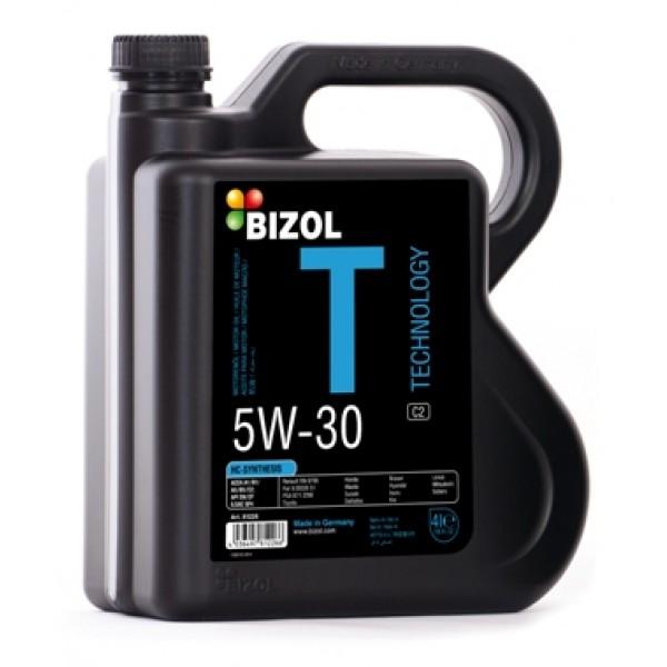 Синтетичне моторне масло - BIZOL Technology 5W-30 C2 4л 1
