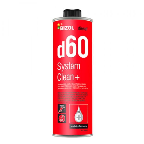 Очисник дизельної паливної системи - BIZOL Diesel System Clean + d60 0,25л 1