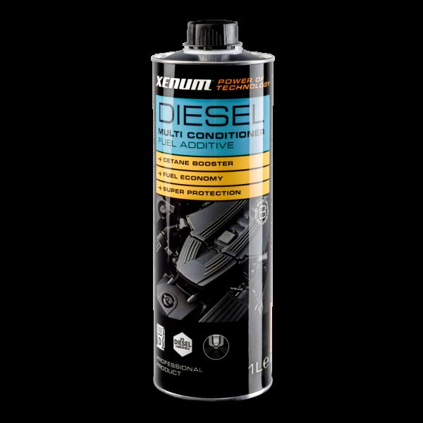 Многофункциональная добавка в дизельное топливо XENUM DIESEL MULTI CONDITIONER 3