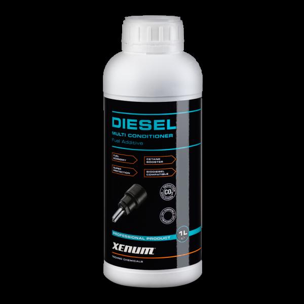Многофункциональная добавка в дизельное топливо XENUM DIESEL MULTI CONDITIONER 2