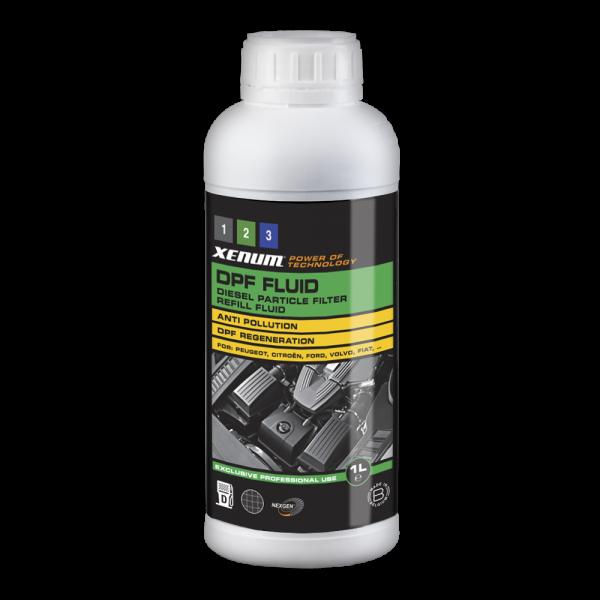 Добавка / жидкость для комплексной очистки сажевого фильтра XENUM DPF FLUID 1 л (6131001) 1