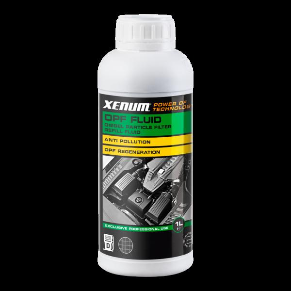 Добавка / жидкость для комплексной очистки сажевого фильтра XENUM DPF FLUID 1 л (6131001) 2