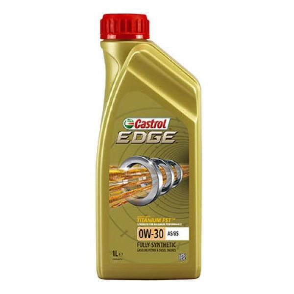 Синтетичне моторне масло EDGE 0W-30 A5 / B5 Titanium 1 л. 1