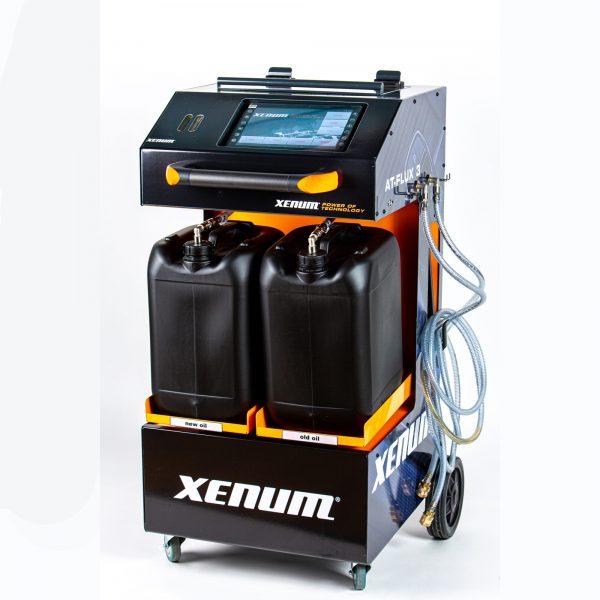 Установка для автоматической очистки АКПП и замены масла XENUM AT-FLUX 3 (8880004) 2