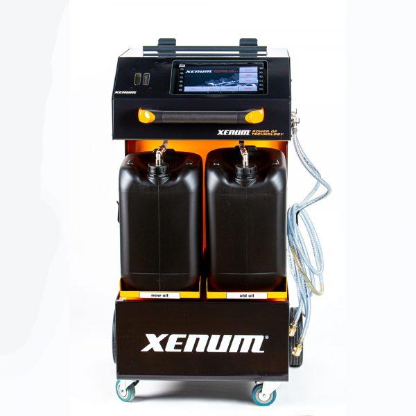 Установка для автоматической очистки АКПП и замены масла XENUM AT-FLUX 3 (8880004) 4