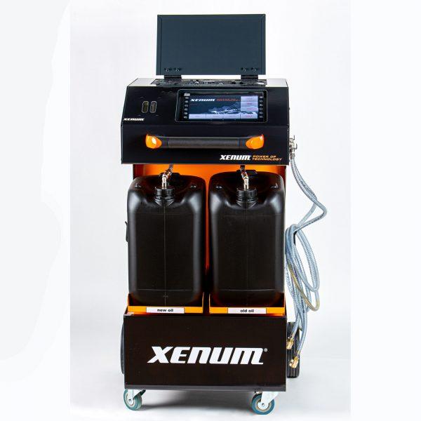 Установка для автоматической очистки АКПП и замены масла XENUM AT-FLUX 3 (8880004) 5