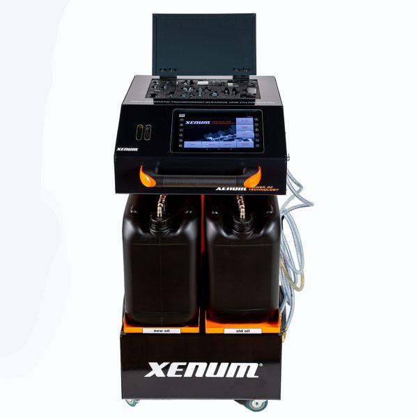 Установка для автоматической очистки АКПП и замены масла XENUM AT-FLUX 3 (8880004) 7