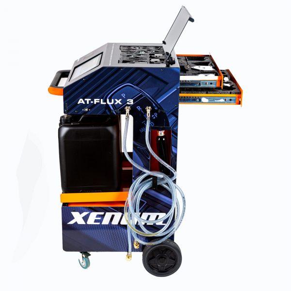 Установка для автоматической очистки АКПП и замены масла XENUM AT-FLUX 3 (8880004) 8