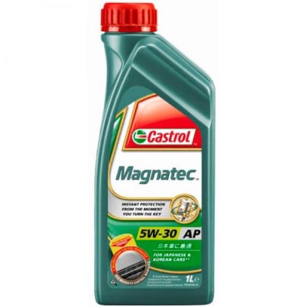 Синтетичне моторне масло Magnatec 5W-30 AP New 1 л. 1