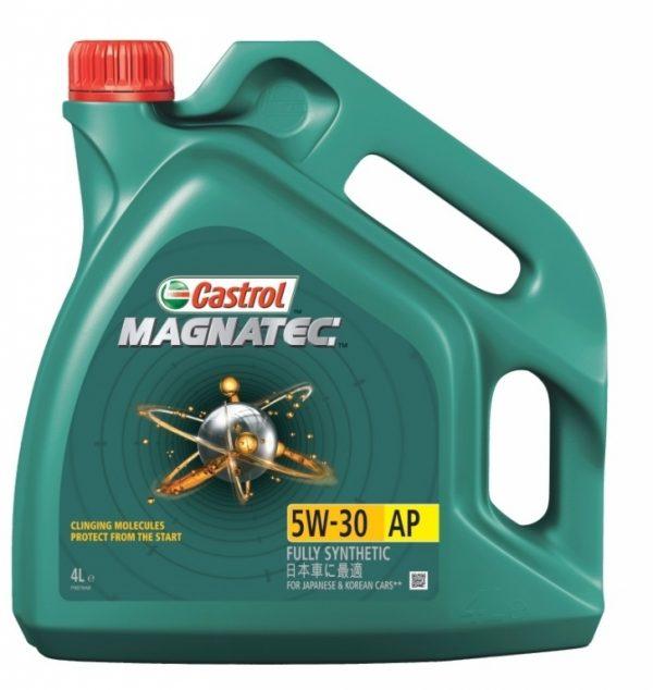 Синтетичне моторне масло Magnatec 5W-30 AP New 4 л. 1