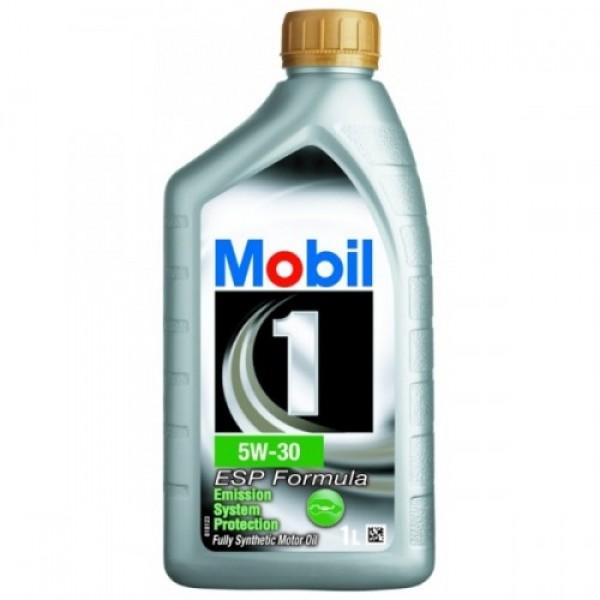 Синтетичне моторне масло Mobil 1 ESP Formula 5W-30 1 л 1