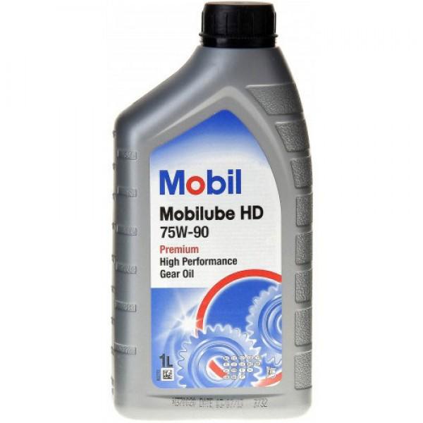 Трансмісійне масло Mobilube HD 75W-90 1 л 1
