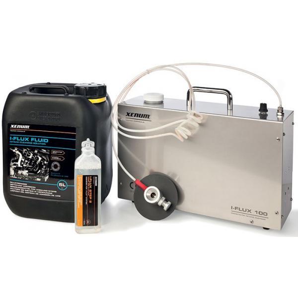 I-FLUX 100 - установка для перистальтичної очистки паливної системи та EGR XENUM (8880001) 2