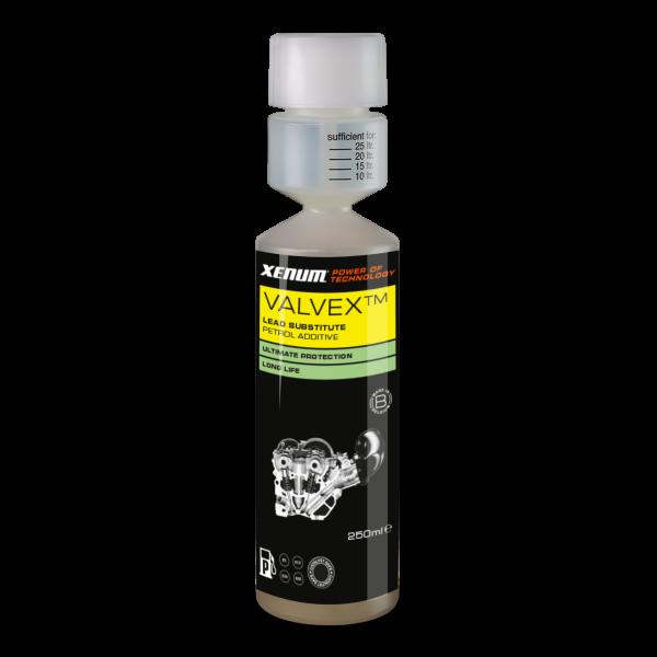 Мастильна присадка для систем LPG/CNG та захисту верхнього циліндра XENUM VALVEX 1