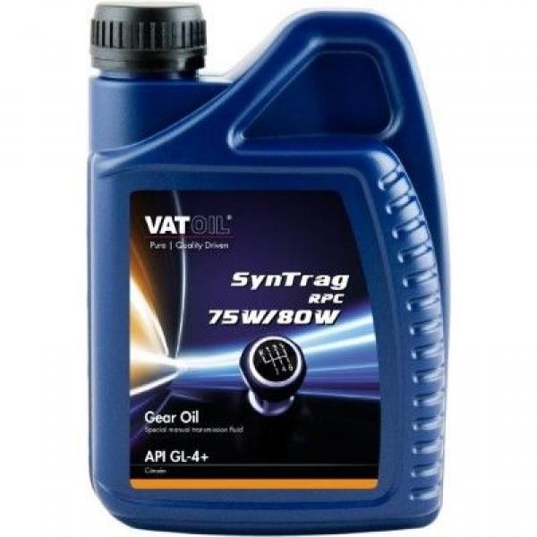 Трансмісійне масло VATOIL SYNTRAG RPC 75W / 80W 1л 1