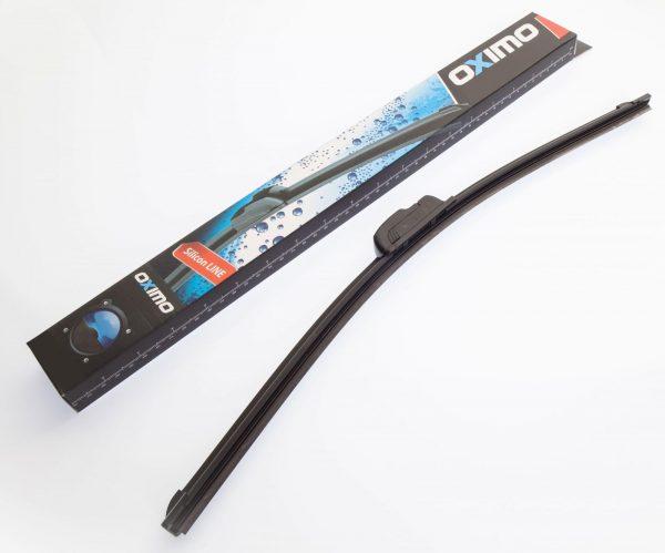 Щітка склоочисника безкаркасна 650 mm OXIMO WU650 1