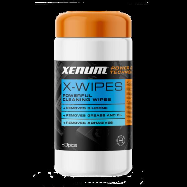 Потужні чистячі серветки X-Wipes 80 шт (7039080) 1